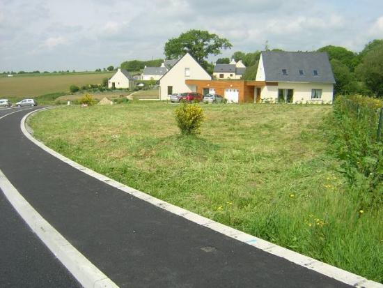 A vendre terrain constructible 29270 cl den poher bel air for Frais notaire terrain constructible