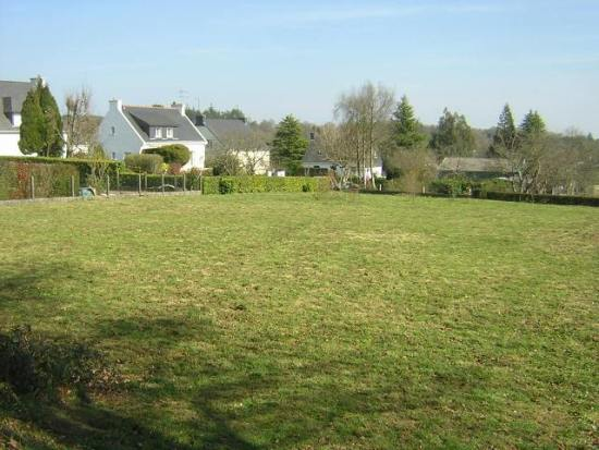 A vendre terrain constructible 56160 locmalo lot 4 bel air for Frais notaire terrain constructible